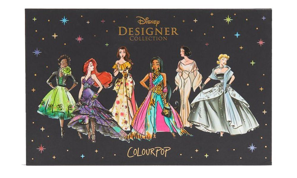 disney colour pop collection