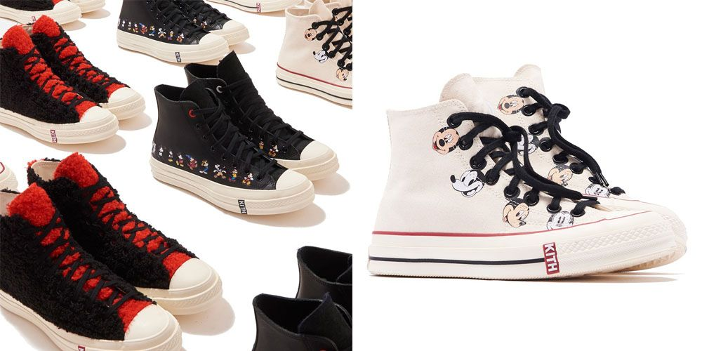 Converse Just Released the Coolest Disney Sneaker Collection and You Can Shop It Now