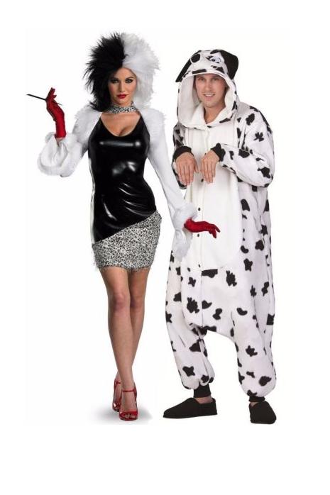 Disney Couples Costumes for Halloween