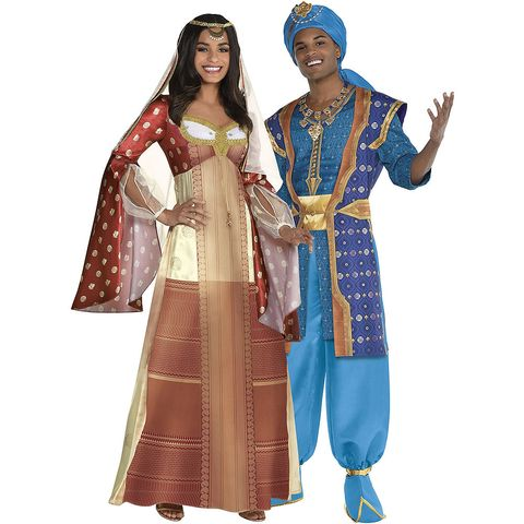 disney couples costumes genie dalia