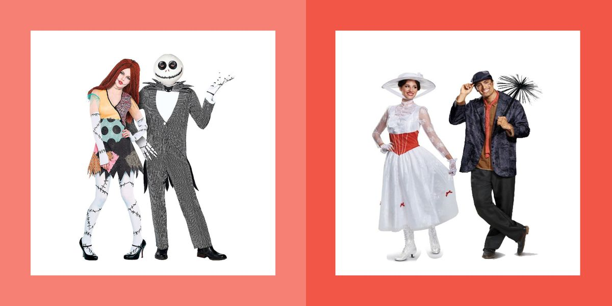 30 Magical Disney Couples Costumes That You Need to Try This Halloween