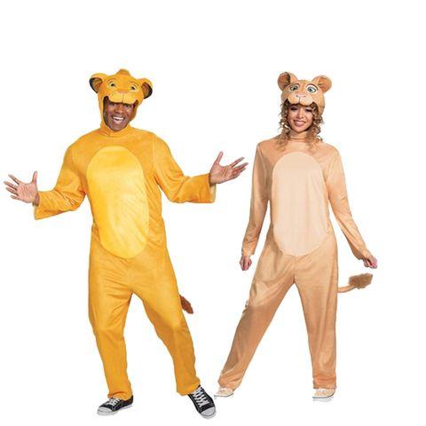 disney-couples-costumes-simba-and-nala.