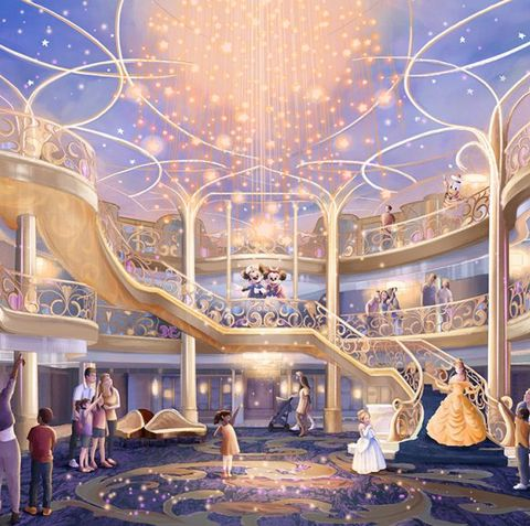 Interior design, Ceiling, Hall, Art, Interior design, Mythology, Painting, Molding, Ornament, Holy places,