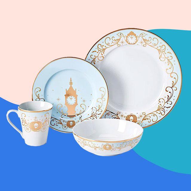 disney dinnerware set