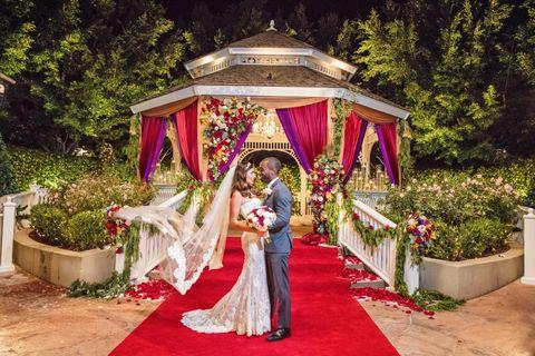 "Freeform's ""Disney's Fairy Tale Weddings: Holiday Magic"""