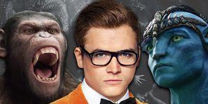 Disney Fox Franchise, Kingsman, Alien, Planet of the Apes, Avatar