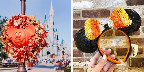 Disney Parks Are Officially in Halloween Mode, and People Are Going Insane Over the New Merch