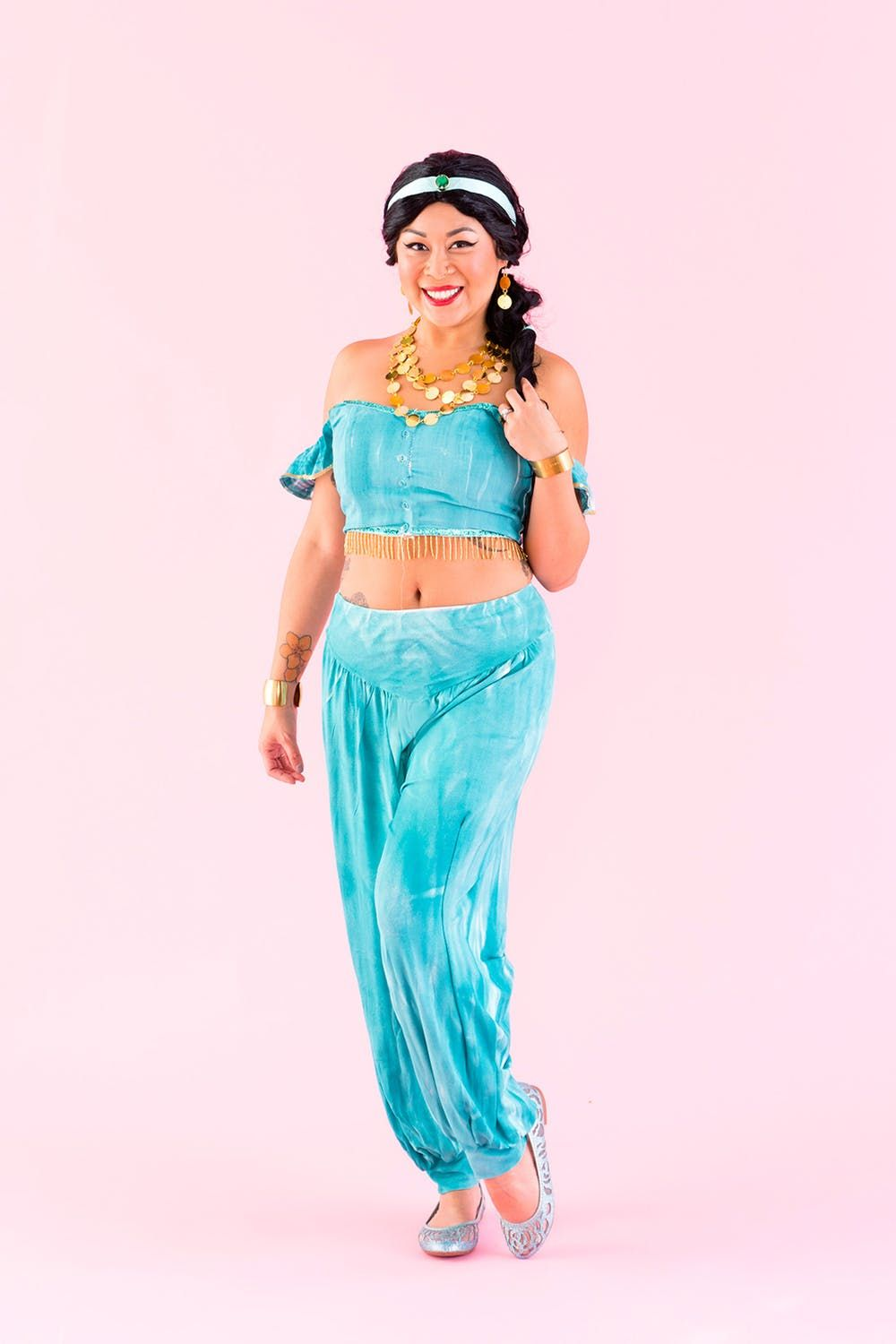 disney halloween costumes jasmine