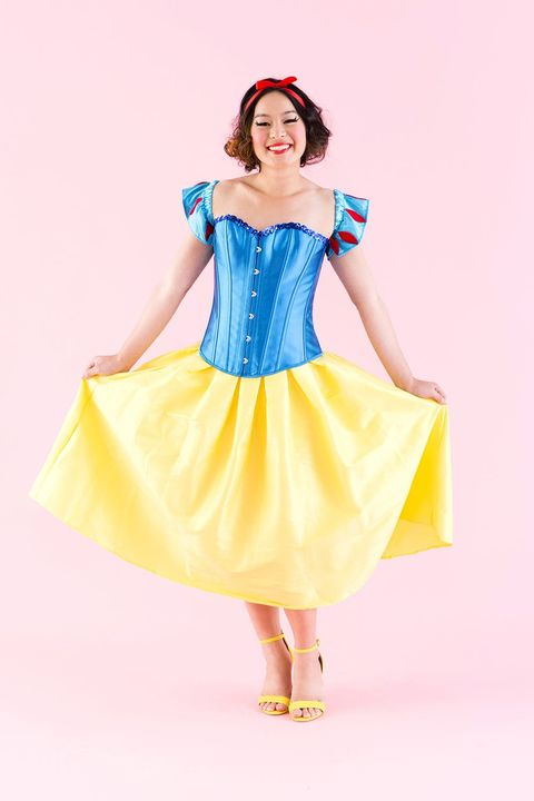 disney halloween costume snow white