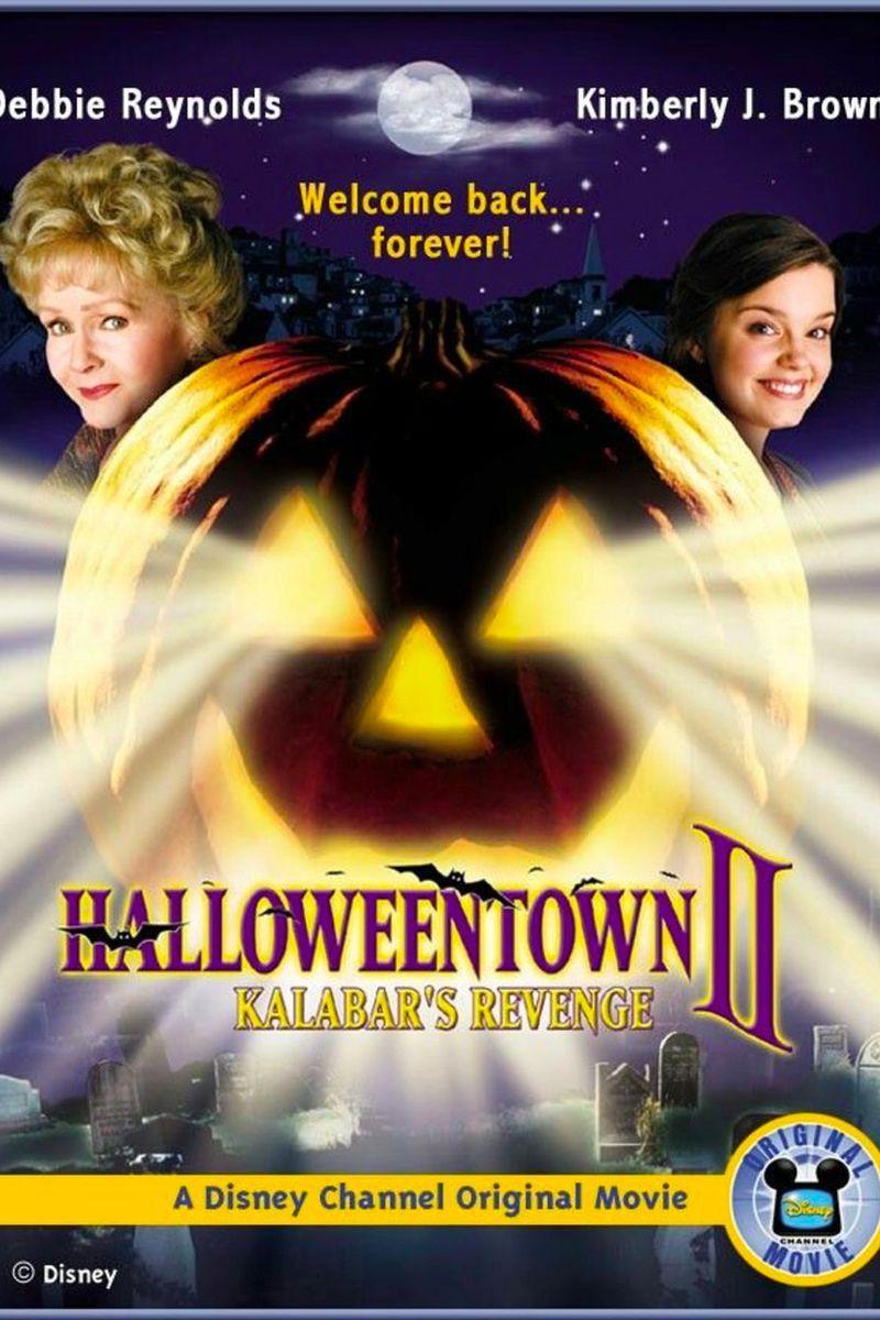 disney halloween movies halloweentown II
