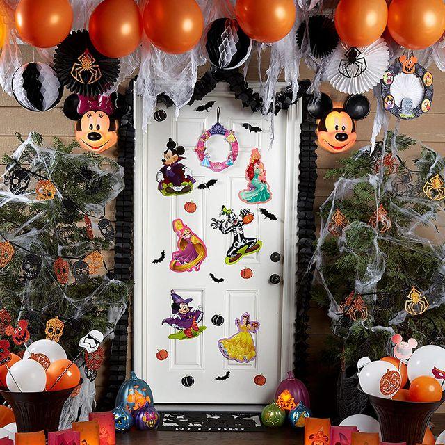 disney halloween decor