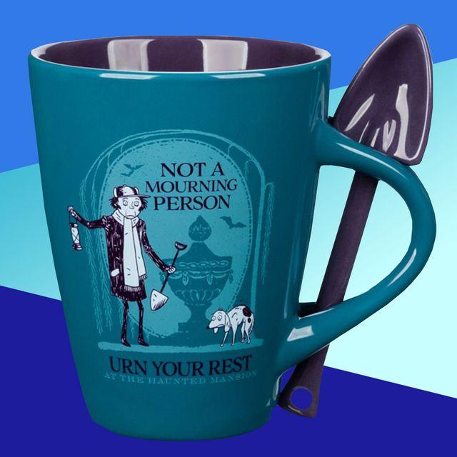 disney haunted mansion mug