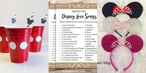 Everything you need for a Disney themed hen do