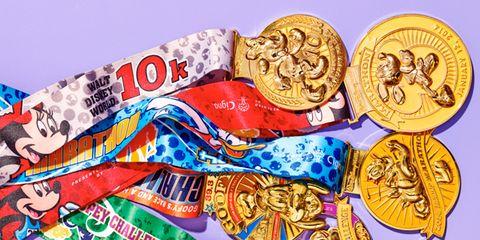 Disney Marathons and Half-Marathons