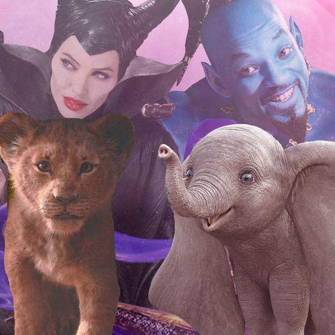 Disney Live Action Composite