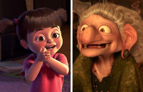 20 Disney Movie Fan Theories Greatest Pixar Movie Theories Ever