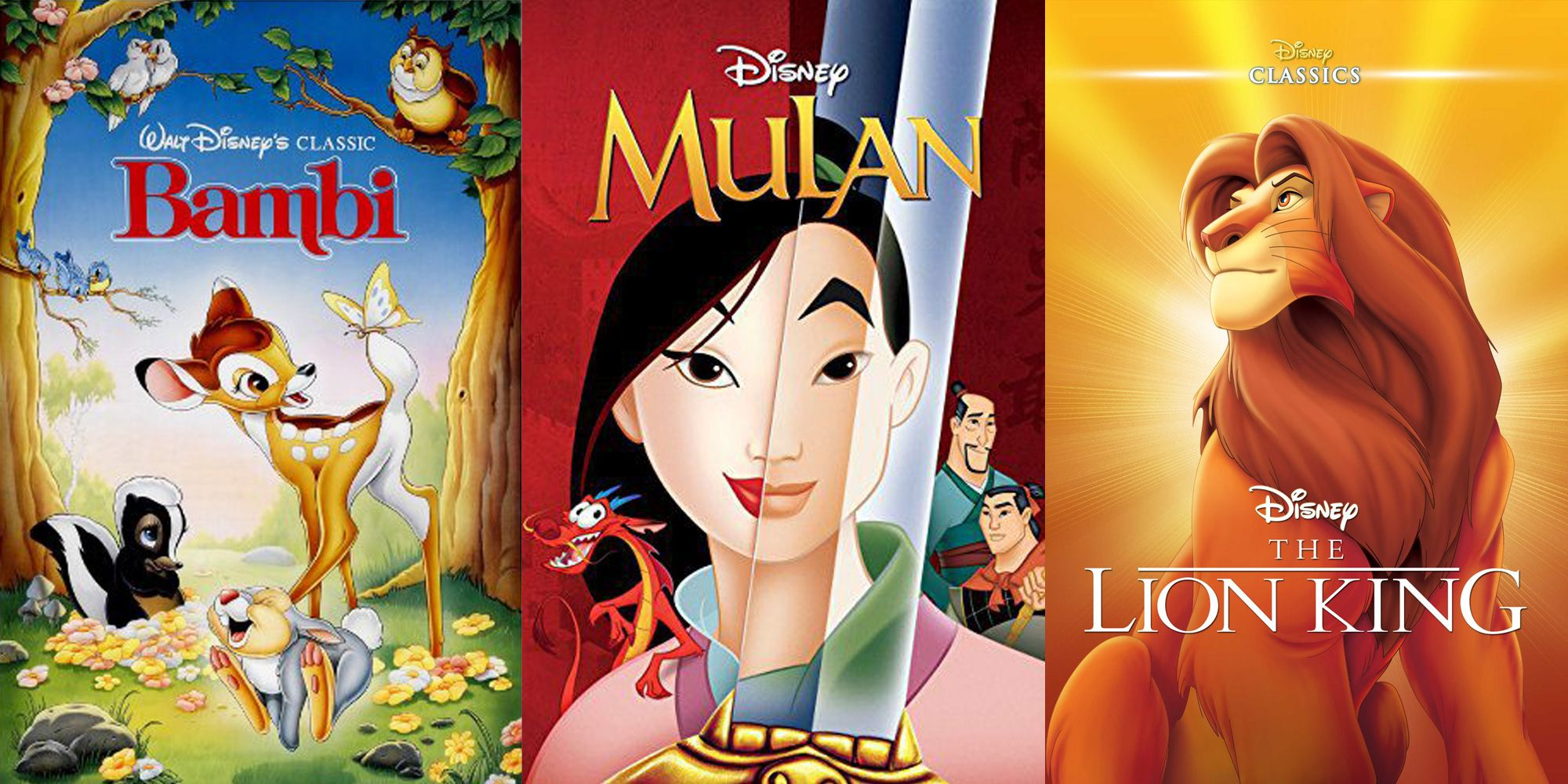 20 Best Disney Movies Top Animated Disney Films Of All Time