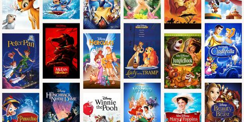 a complete list of every disney live action remake