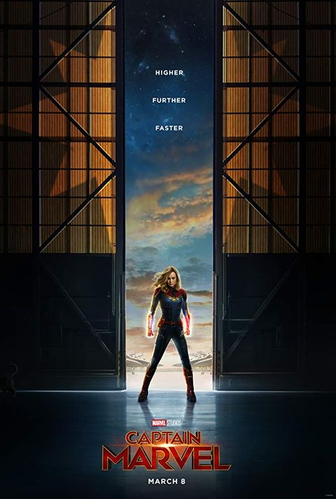 disney movies 2019 captain marvel