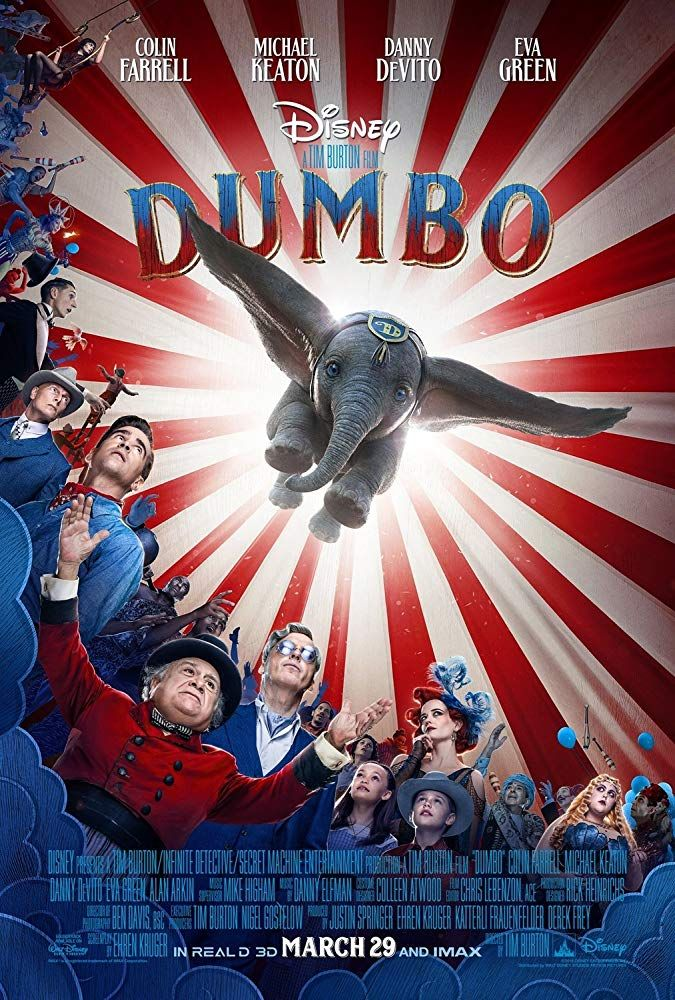 disney movies 2019 dumbo
