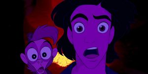 Disney Myths Aladdin