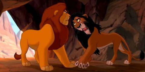 disney myths the lion king