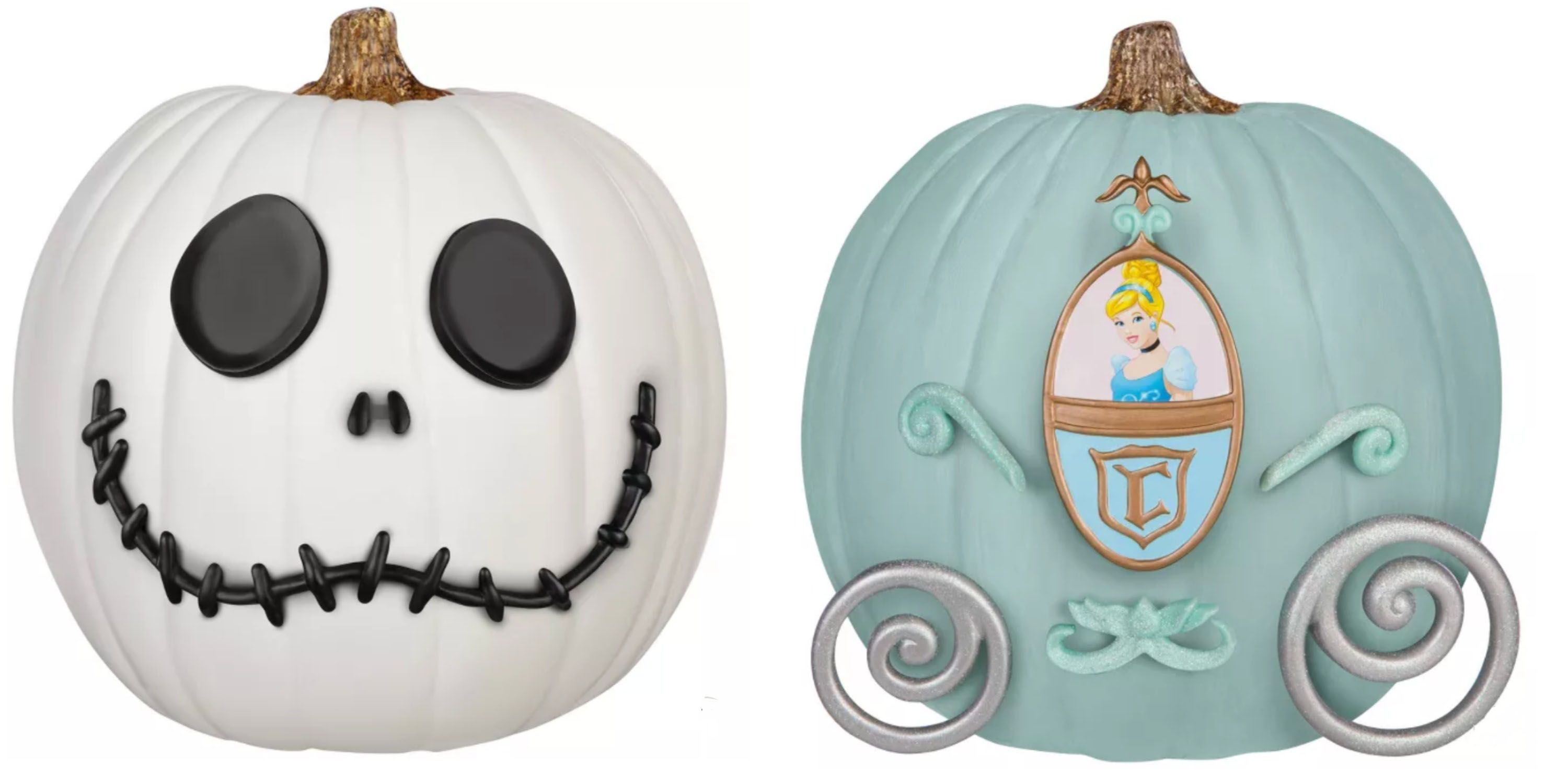 Target Has Disney Pumpkin-Decorating Kits That Don't Require You To Do Any Carving