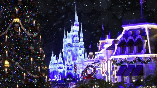 Mickey Mouse's Very Merry Christmas Party Tickets at Disney's Magic Kingdom Are Now on Sale