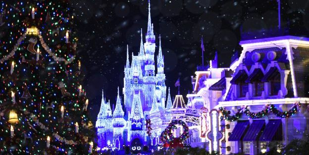 Cinderella Castle Christmas.Disney S Magic Kingdom Is Selling 2019 Mickey Mouse S Very