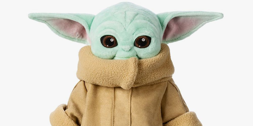 Disney Has Created a Plush Baby Yoda to Take Your Obsession to the Next Level