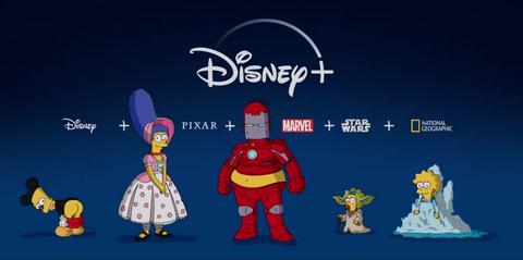 Simpson Disney