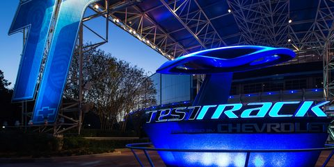 Blue, Electric blue, Sky, Neon, Architecture, Vehicle, Night, Leisure, Games,