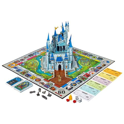 disney theme parks monopoly