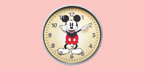 Cartoon, Clock, Illustration,