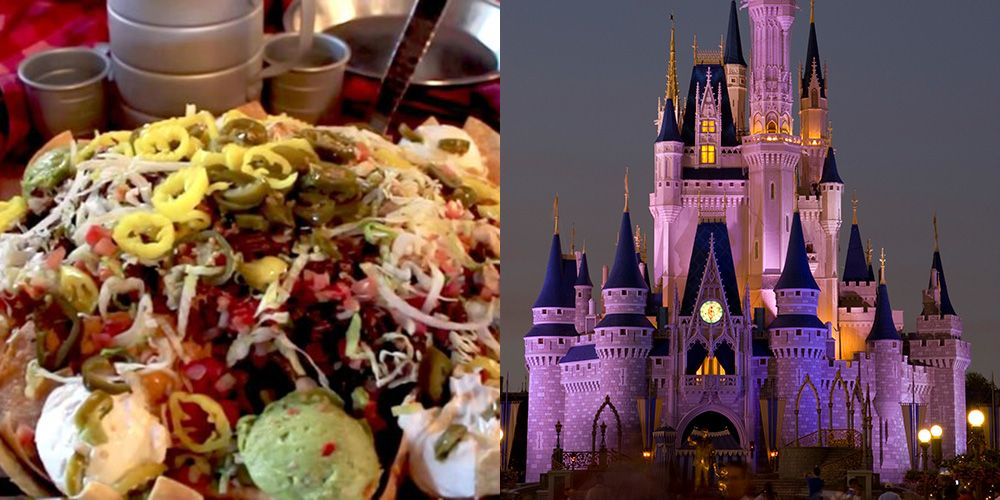 Disney has a secret food challenge and it sounds intense