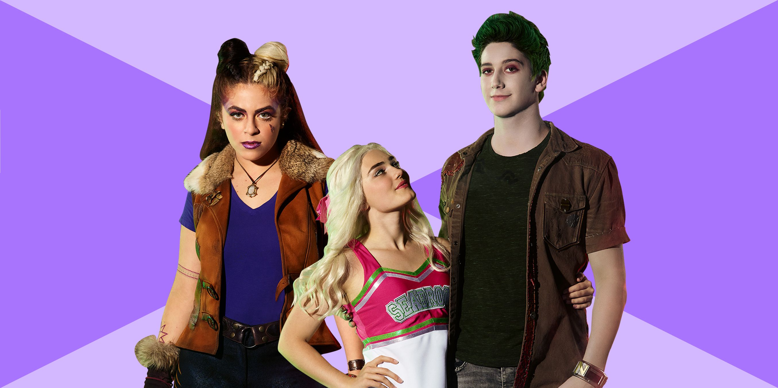 11 Zombies 2 Facts From Milo Manheim Meg Donnelly Ariel Martin