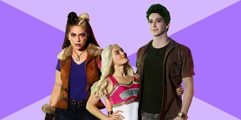 Disney Zombies 2 Cast