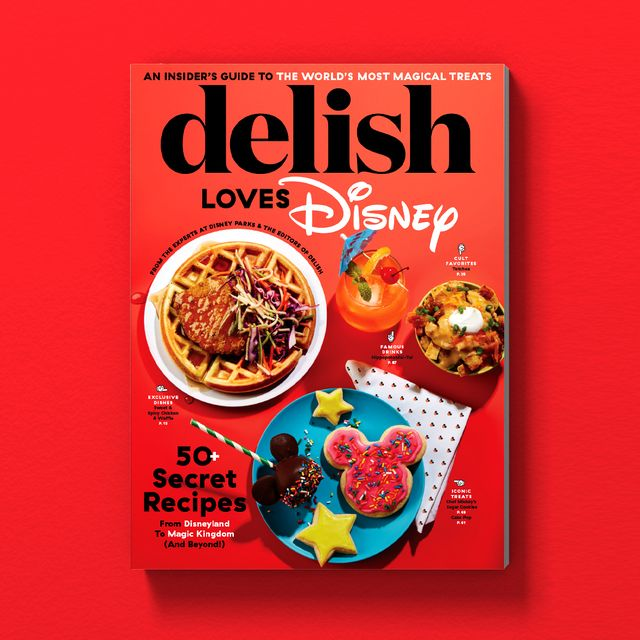 delish loes disney cover