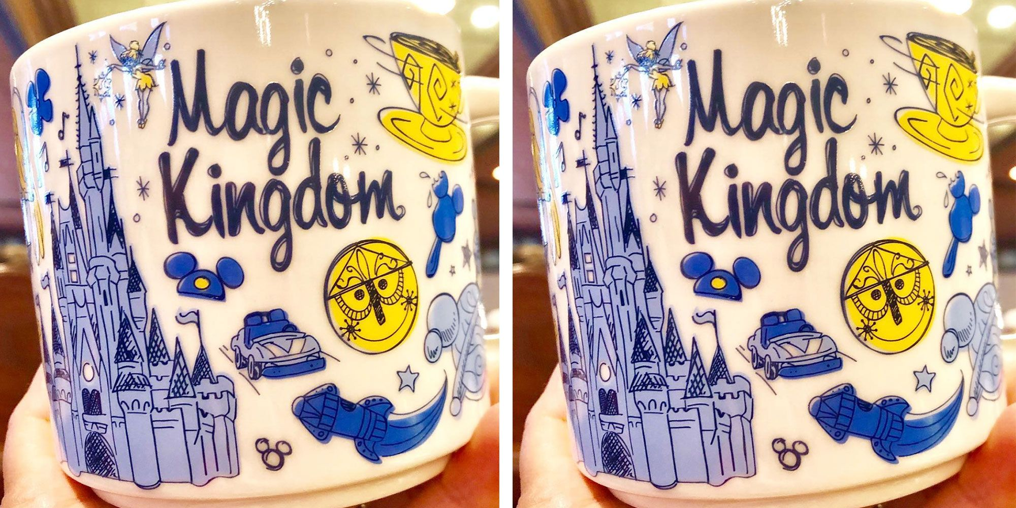Disney's New Starbucks Mug Collab Is Truly Magical
