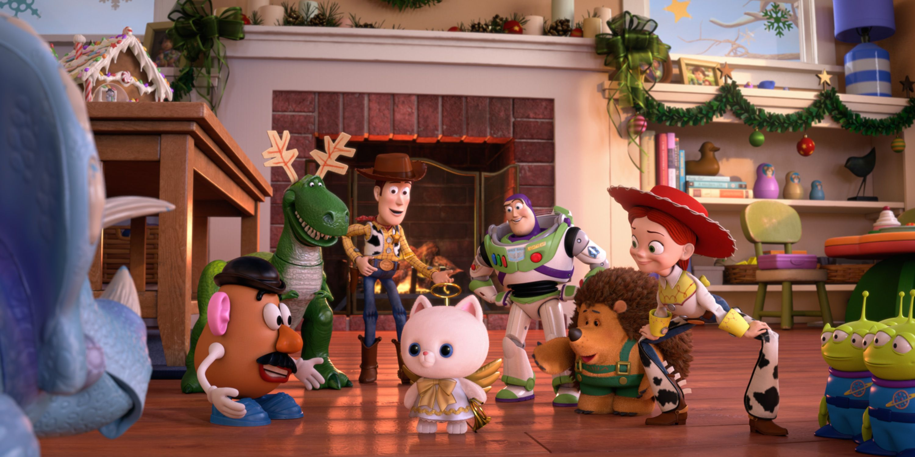 Disney+ Streaming Will Have Pixar Films