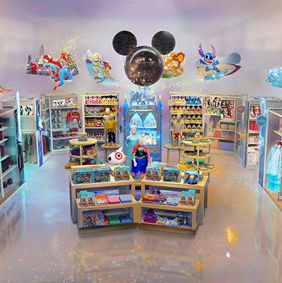 Disney Store Target
