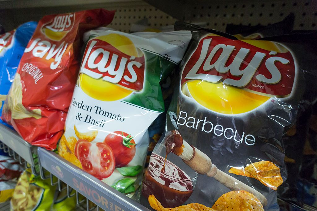 The Most Over-the-Top Potato Chip Flavors Ever