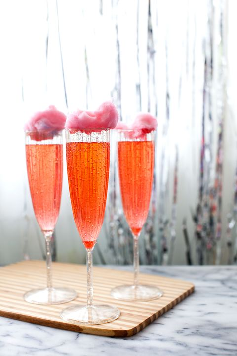 15 Classy Champagne Cocktails Cocktail Recipes For 2017