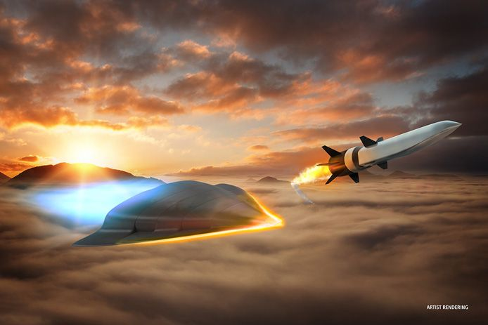 How Nanotech Will Help the U.S. Military Reach Mach 5