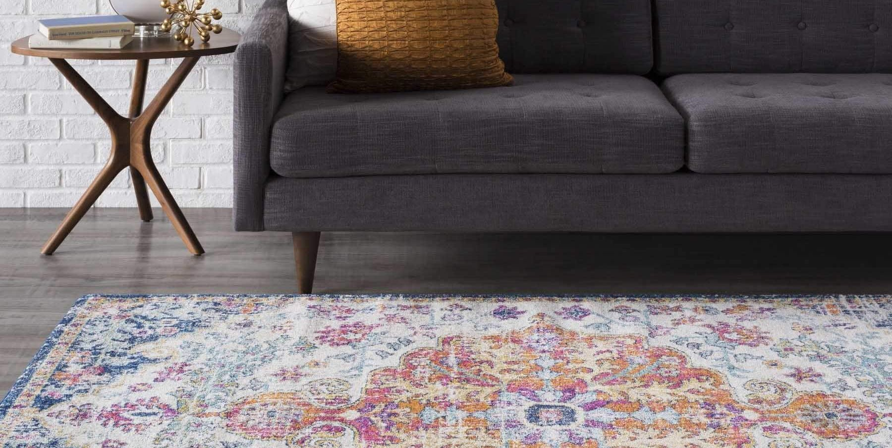 10 Places To Buy Area Rugs You Can Actually Afford