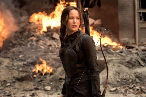 The Hunger Games op Videoland