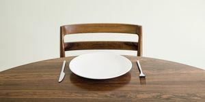 servies op tafel