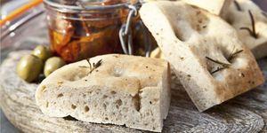 focaccia maken italiaans brood zacht
