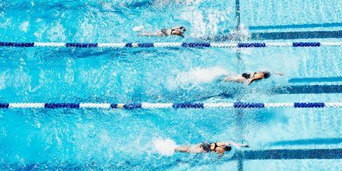 Dit is waarom hardlopen en zwemmen zo'n goede combi is