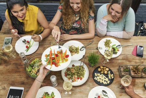 eten, figuur, lichaam, appel, peer, zandloper